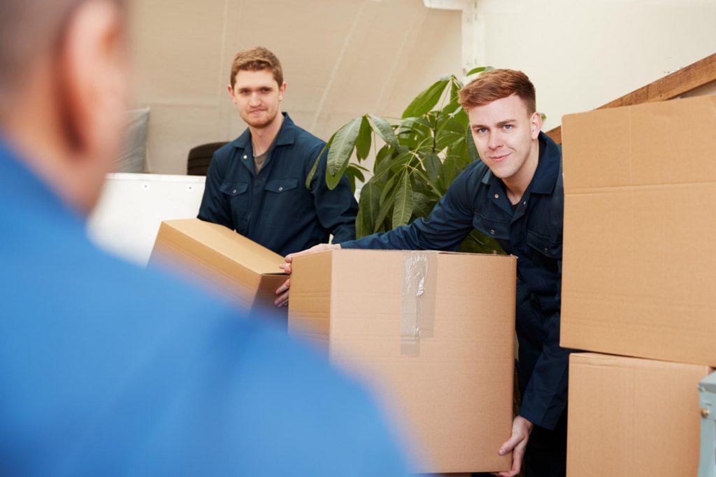 Umzüge & Firmenumzug - Unsere Mitarbeiter sorgen für einen reibungslosen Büro-Umzug